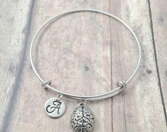 Thinking idea,silver Bracelet jewelry Retro Brain Bracelet Bracelet clip,Anatomical jewelry Anatomy Bracelet Anatomy jewellery-HZ00315