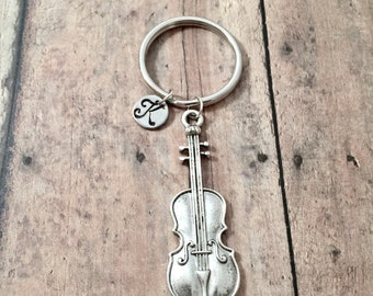 Find Joy in The Journey Treble Clef Cello Violin Keychain 113M Its All About...You