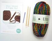 Stick weaving kit to Make...