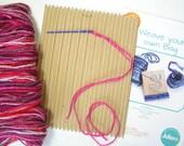 BagCard weaving loom to m...