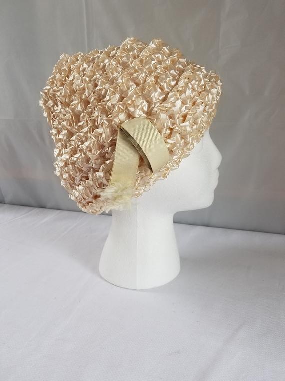 Vintage SCHIAPARELLI  HAT