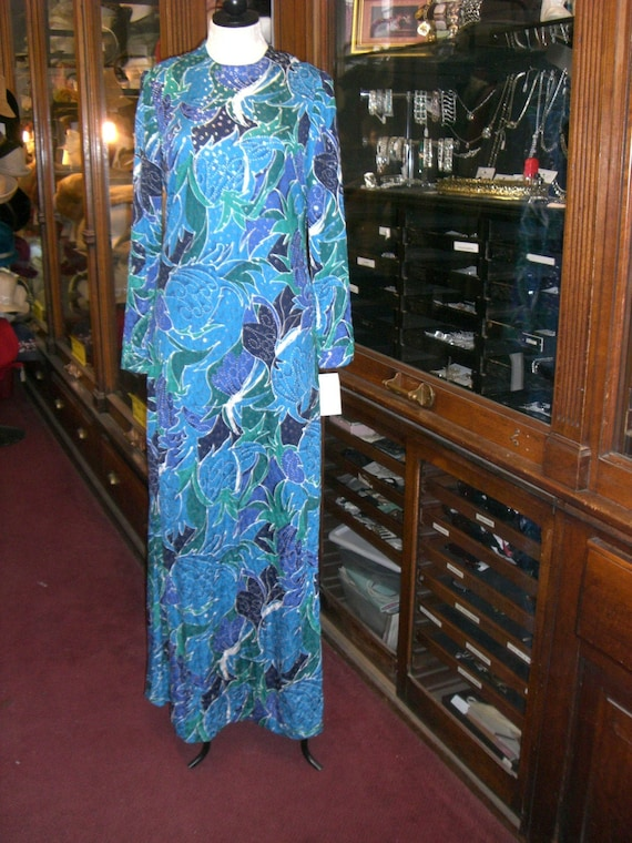 1960's - 70's  ANNE FOGARTY  Evening Gown  Reduced
