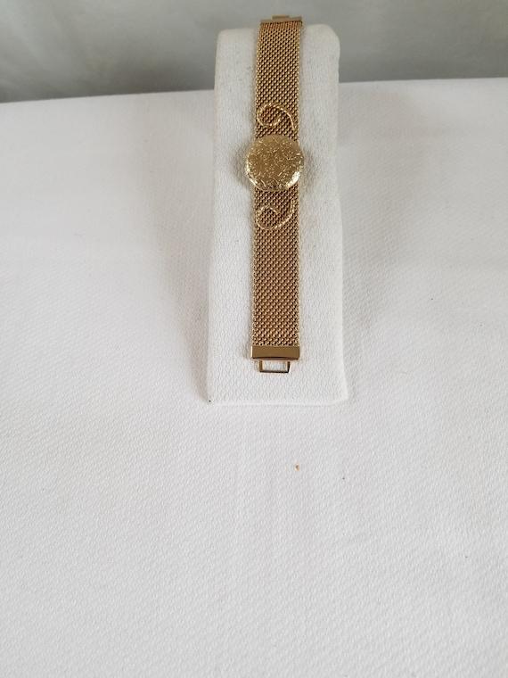 Vintage SARAH COVENTRY LOCKET Bracelet