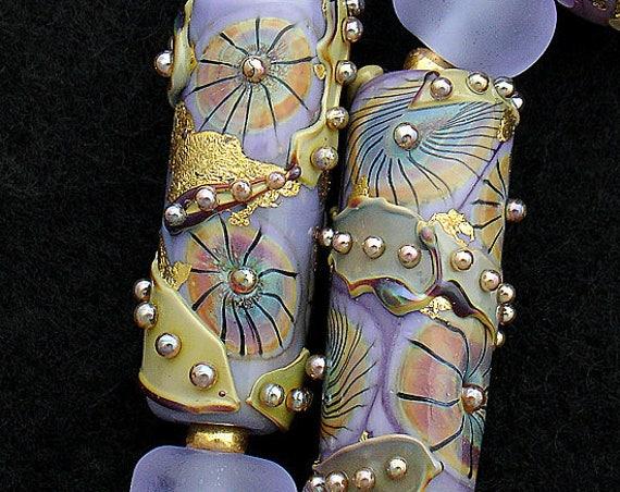 Handmade Lampwork Beads Lampwork Glass Beads Beaded Bracelet Statement Necklace Jewelry Supplies Beads For Jewelry Sets Debbie Sanders