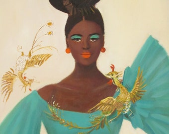 Phoenix. Art Print