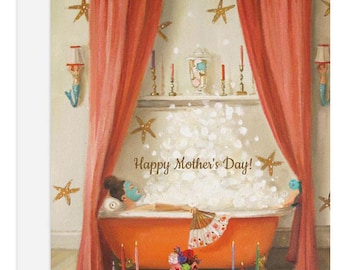 Princess Edwina. Happy Mother's Day Card. SKU JH1152