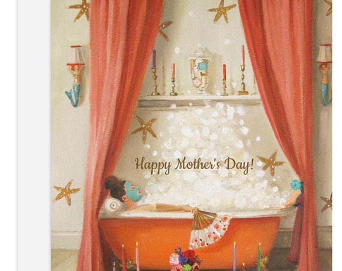 Princess Edwina. Happy Mother's Day Card. SKU JH1152