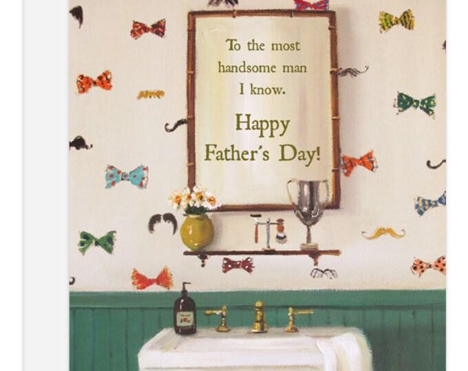 Handsome Dad Card. SKU JH1165