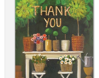Thank You Card. SKU JH1117