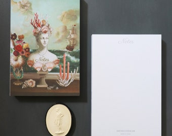 The Gods. Tear-Away Notepad