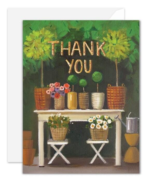 Thank You Card. SKU JH1117