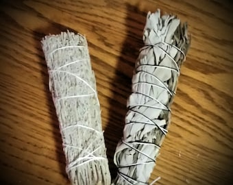 "6-7"" Smudge Bundles"
