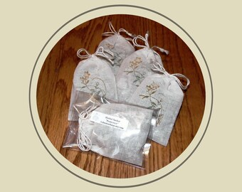 Herbal sachets - Loose herbs