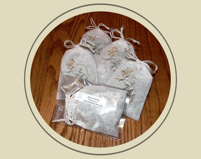 Featured listing image: Herbal sachets - Loose herbs