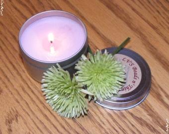 Lavender/Sage - 6 oz Soy Candle