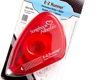 Scrapbook Adhesives EZ Runner permanent tape dispenser