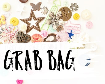 Grab Bag: Embellishments