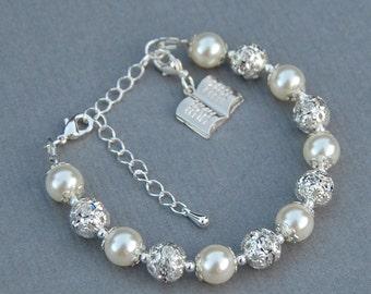 Holy Bible Bracelet, Girls Communion Jewelry, Religious Gift,  Christian Jewelry, Faith Jewelry, Catholic Jewelry Gift, Baptism Gift