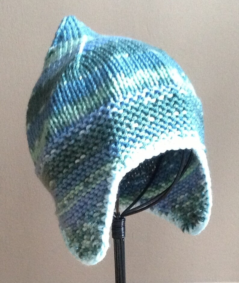 c052eadc3b6 Chullo Peruvian Hat Handknit Infant Baby Child Holiday