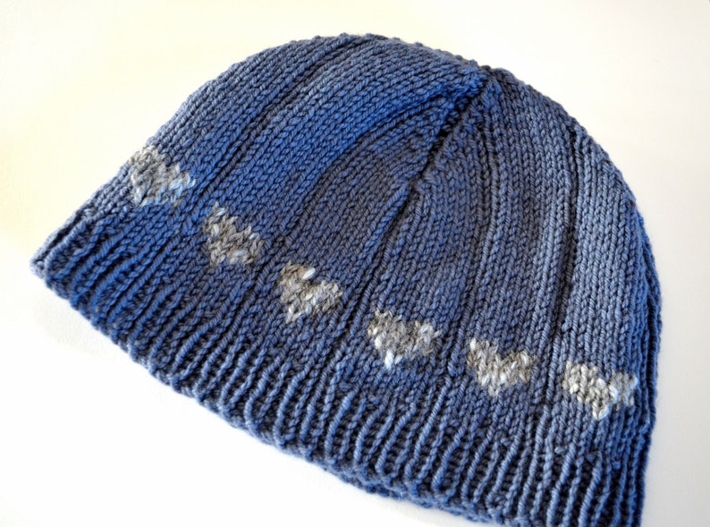 85de32f87fc4d Traditional Fit Colorwork Beanie Clandestine Heart Organic
