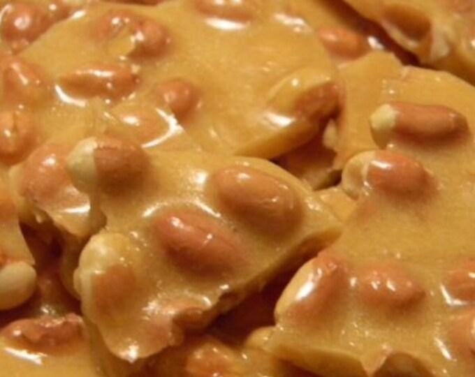 Vegan Peanut  Brittle/ vegan candies