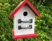 Birdhouse Primitive Drawer Handle Pulls