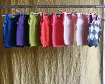SALE kids undershirt upcycled cashmere merino wool crafted from fine knit sweaters this is upcycling this is slow fashion this is the future