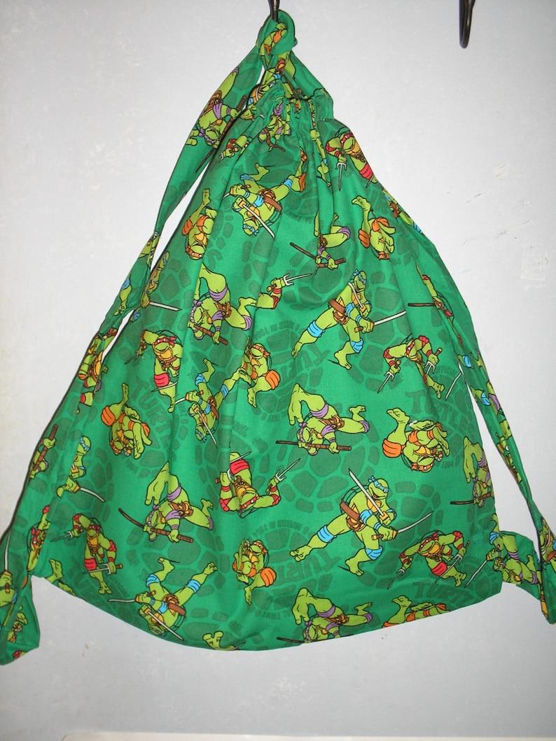 Teenage Mutant Ninja TurtlesTMNT Cinch Backpack