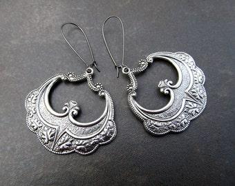 DJECO Art Nouveau Workshop Gypsy Earrings Bohemian Jewelr