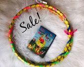 Children's Hula Hoop & DVD Combo