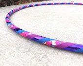 Kids Handmade Hula Hoop - Children's Dance Hoop - Unicorn Kids Hoop