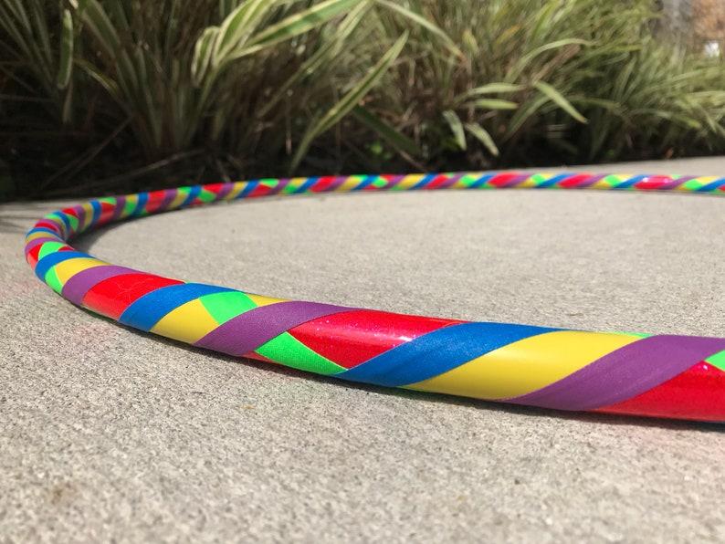 Color Craze Hula Hoop image 0