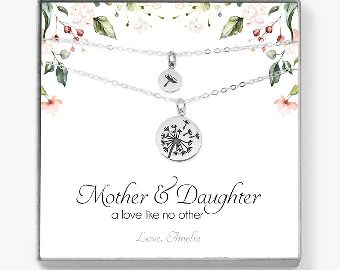 GIFTS • mother/daughter