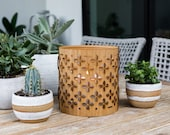 JoJo Fletcher x Etsy, Ceramic Succulent Planter