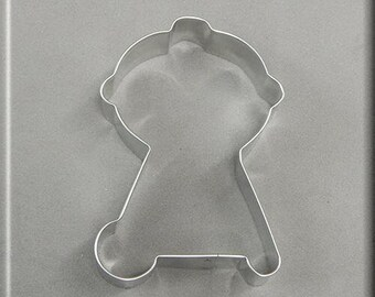 "4.25"" BBQ Grill Metal Cookie Cutter #NA8188"