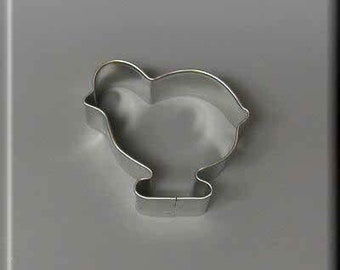 """2.5"""" Chick Metal Cookie Cutter #NA2004"""