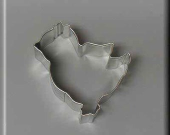 """2.5"""" Chick Metal Cookie Cutter #NA2014"""