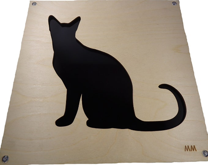 Black Cat Plywood and Recycled Aluminum