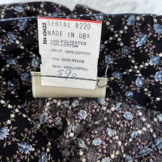 Gunne Sax Jessica's Gunnies Vintage Prairie Skirt… - image 9