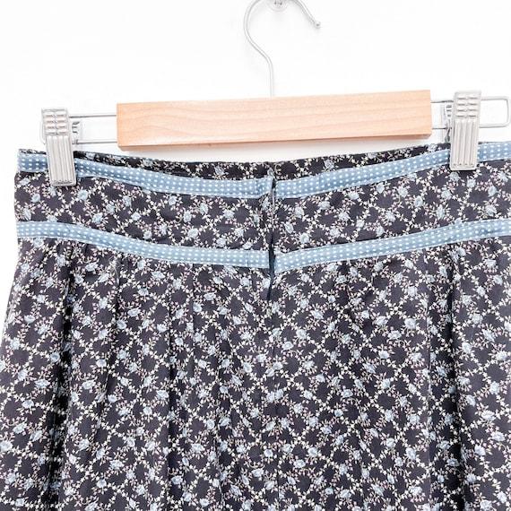 Gunne Sax Jessica's Gunnies Vintage Prairie Skirt… - image 5