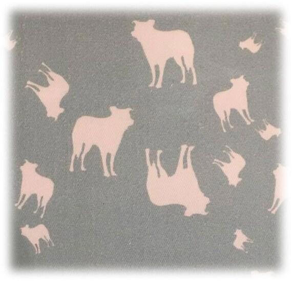 White Polyester 30 x 50 cm Herding Cushion