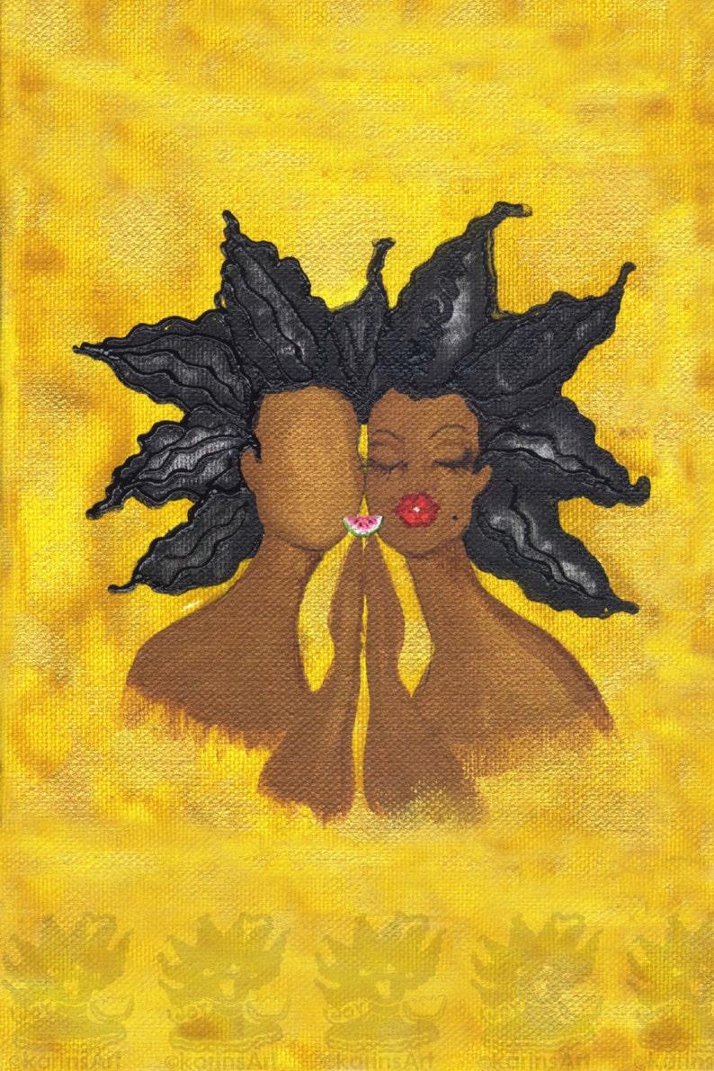 Print:11X14 16x20 20x30 True Self 4  Affirmation Natural image 0