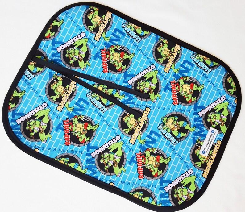 Chalkboard Mat  Teenage Mutant Ninja Turtles Travel image 0