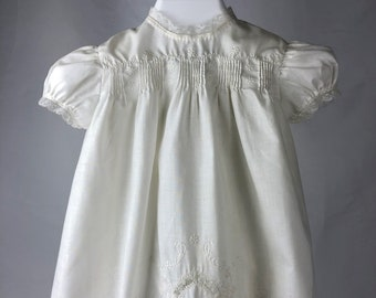 Vintage Christening Baptismal Baby Gown