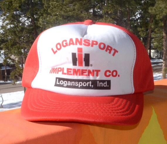 e4bda3e19e049 ... greece 80s vintage trucker mesh hat international harvester etsy 2fc9f  73c92 ...