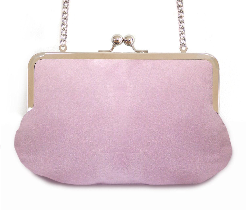 d0435618985c Berry Suede Clutch Bag