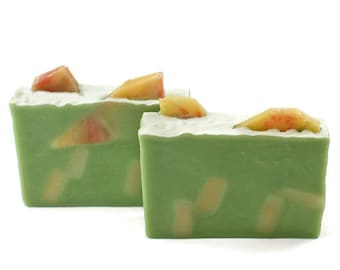 Funky + Fun Soap | Citrus Scent, Fresh Scent, Colorful Soap, Cold Process Soap, Gift for Men, Gift For Women, Gift For Teen, Soap For Kids