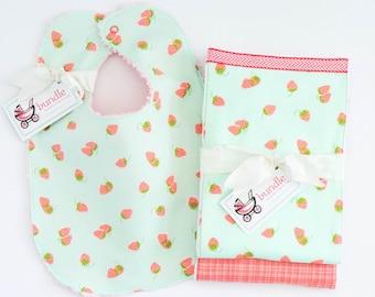 Burp the Baby Strawberry Set