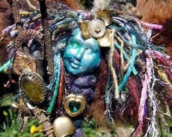 Spirit Art Dolls by rhinestonegypsy on Etsy
