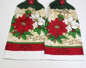 Christmas Towel set of 2